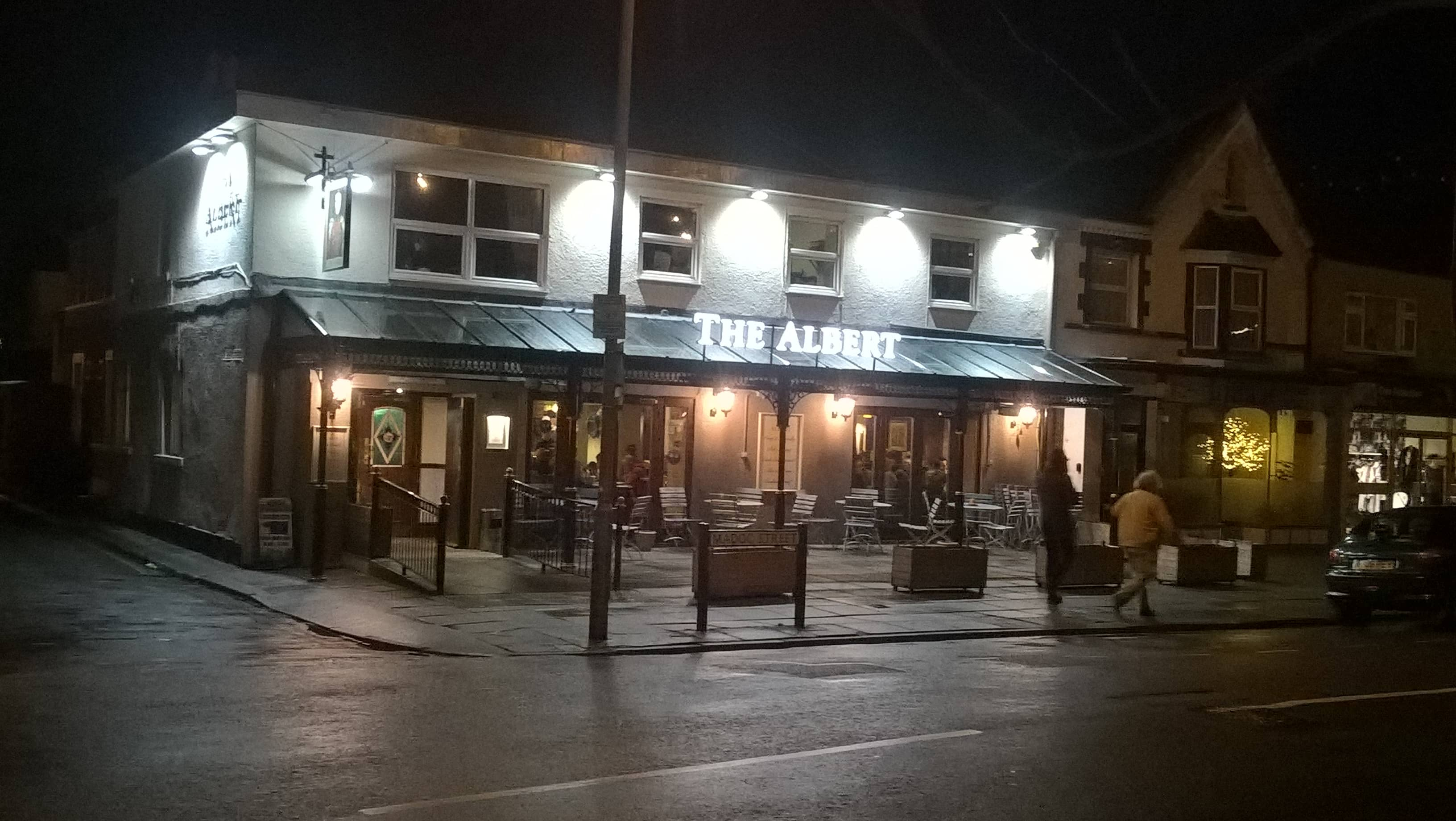 Great Beer, Superb Food.....what more could you want!